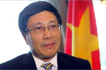 Nhật Bản coi Việt Nam là đối tác quan trọng trong khu vực
