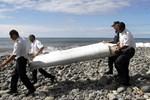 Mảnh vỡ MH370 đã dạt vào bờ biển Reunion vài tháng trước?