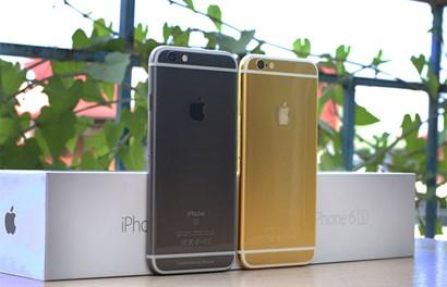 Lộ diện iPhone 6s mạ vàng đen độc, lạ cho các đấng mày râu