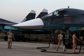 Nga không kích phá hủy cơ sở sản xuất bom và trung tâm chỉ huy của IS