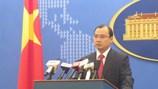 """Việt Nam phản ứng tuyên bố """"Biển Đông là lãnh thổ của Trung Quốc từ thời cổ đại"""" của ông Tập Cận Bình"""