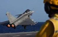 Chiến đấu cơ Pháp lần đầu xuất kích từ tàu sân bay tiêu diệt IS
