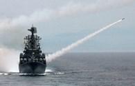 Nga triển khai tuần dương hạm Moska ngoài khơi Syria sau động thái của Thổ Nhĩ Kỳ