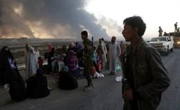 """Mỹ: IS dùng dân thường làm """"lá chắn sống"""" ở Mosul"""