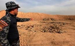 Ít nhất 300 cảnh sát Iraq bị IS chôn trong mộ tập thể