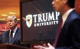 Ông Trump bất ngờ dàn xếp các vụ kiện Đại học Trump