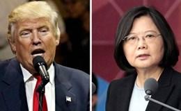 Trung Quốc phản đối ông Trump điện đàm với lãnh đạo Đài Loan