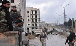 Quân chính phủ Syria giành được 50% lãnh thổ từ phe đối lập ở Aleppo