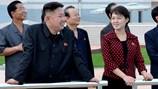 Vợ Kim Jong-un xuất hiện trở lại sau nhiều tháng vắng bóng