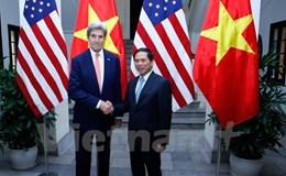 Mỹ tái cam kết tôn trọng thể chế chính trị, độc lập, chủ quyền, toàn vẹn lãnh thổ của Việt Nam