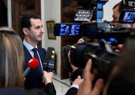 Ông Assad bị nghi liên quan đến các cuộc tấn công vũ khí hóa học - ảnh 1