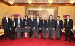 Tạo thuận lợi cho doanh nghiệp Trung Quốc đầu tư ở Việt Nam
