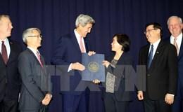 Ông John Kerry thừa nhận chưa thể đoán được tương lai TPP