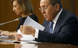 Ông Lavrov: Các cáo buộc Nga tấn công mạng đều dối trá và nhảm nhí