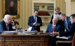 Thông tin chưa được tiết lộ trong cuộc điện đàm giữa ông Trump và ông Putin