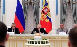 Tổng thống Putin: Nga không can thiệp vào việc nội bộ của Syria