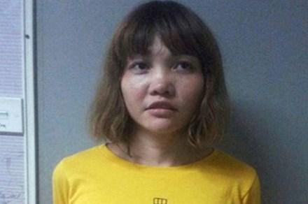 Nghi phạm Đoàn Thị Hương nói gì khi gặp Đại sứ quán Việt Nam?