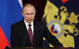 Tổng thống Putin lại sa thải một loạt tướng lĩnh