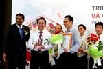 Trang trại của Vinamilk nhận giải thưởng trang trại  bò sữa xuất sắc nhất Việt Nam Năm 2014