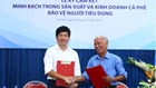 Từ ngày 1.8.2016 Vinacafé Biên Hoà cam kết Sản xuất các sản phẩm 100% Cà Phê, không độn đậu nành