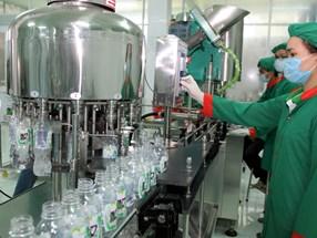 Nước uống đóng chai MV: Kết tinh mạch nước ngầm và công nghệ Mỹ