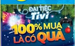 """Sau Black Friday, """"Đại tiệc Tivi"""" tại Điện máy Xanh khiến nhiều người phát sốt"""