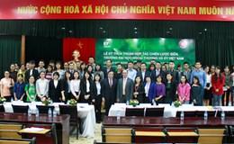 Hợp tác chiến lược giữa Đại học Ngoại thương và EY Việt Nam
