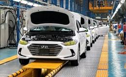 Hyundai Thành Công xuất xưởng chiếc Elantra thứ 5.000
