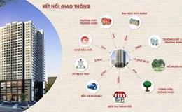 Chỉ từ 19,8 triệu/m2, sở hữu ngay căn hộ nội đô Eco Green Tower