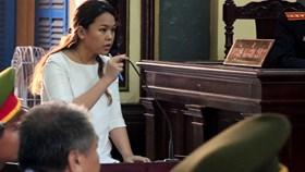 """Đại án NH Xây Dựng-Bà Trần Ngọc Bích: """"Tiền của tôi là của tôi đừng nêu băn khoăn"""""""