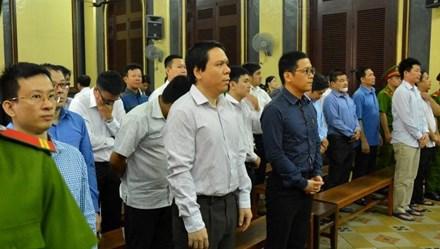 """""""Đại án"""" Ngân hàng Xây dựng: Y án 30 năm tù với Phạm Công Danh"""