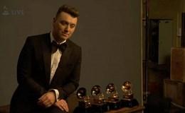 Lễ trao giải Grammy 2015: Tân binh Sam Smith thắng lớn