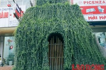 """Ngôi nhà """"độc nhất vô nhị"""" tại Hà Nội"""