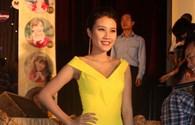 Top 5 Hoa hậu Việt Nam 2014 Thanh Tú quyến rũ làm giám khảo Miss VNU