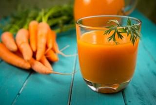 7 tác dụng làm đẹp của nước ép cà rốt