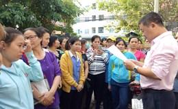 Khánh Hòa: 196 CNLĐ vẫn chưa nhận lương thưởng tết