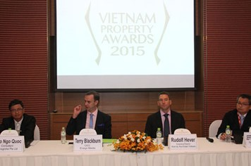 Ensign Media tổ chức Giải thưởng Bất động sản Việt Nam 2015