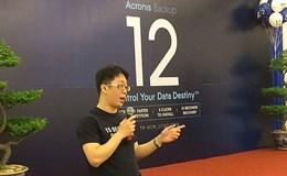 Acronis Backup 12 khôi phục dữ liệu trong vòng 15 giây