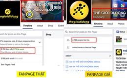 """Thế Giới Di Động """"kêu trời"""" vì bị giả mạo website"""