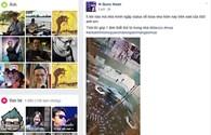 Đến Facebook cũng... thất thủ vì mưa lớn ở Sài Gòn