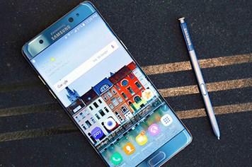 """Note 7 bị """"tuyên tử"""", Samsung thu hồi và hoàn tiền cho khách hàng tại Việt Nam"""