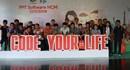 """Sinh viên công nghệ hào hứng với sự kiện """"Code Your Life"""" - Lập trình cuộc sống"""