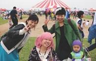 Hội chợ từ thiện hỗ trợ phụ nữ và trẻ em tại Việt Nam