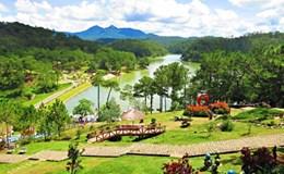 Quần thể du lịch Thành Thành Công Safari tại Đà Lạt rộng 220ha