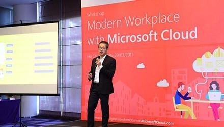 CEO Microsoft Việt Nam: Nhân viên sale của Microsoft không được ngồi ở cty quá 3 giờ/tuần