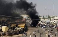 Đánh bom liều chết gây thương vong lớn tại Nigeria