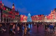 Rộn ràng không khí Giáng sinh trên khắp thế giới