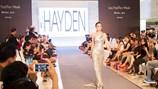 Dương Yến Ngọc diện váy sequin lộng lẫy gợi cảm trên sàn diễn thời trang Đông Nam Á