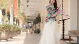 Dàn mỹ nhân Việt diện áo dài đón Tết