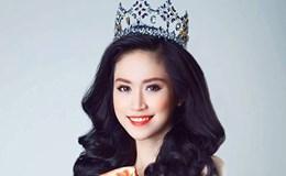 Hoa hậu Thu Vũ lên tiếng xin lỗi vụ phát âm tiếng Anh kém